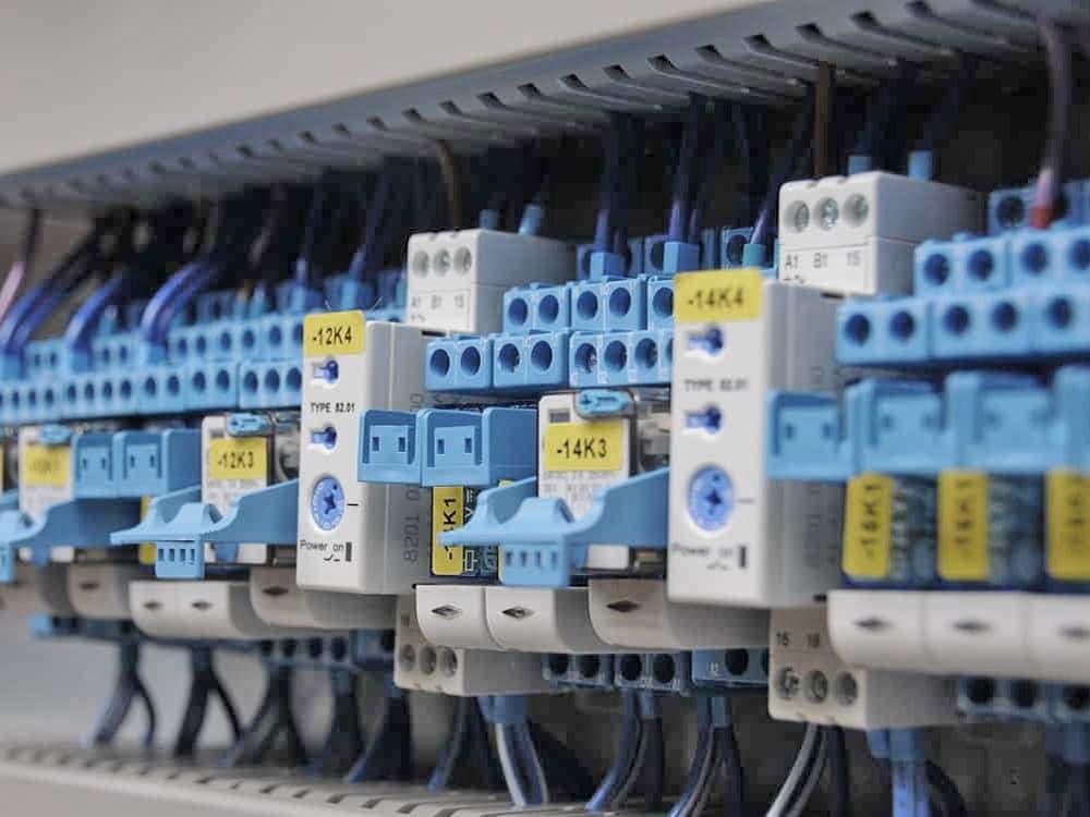Schaltanlagen/Elektrokonstruktion | Beispiel 3