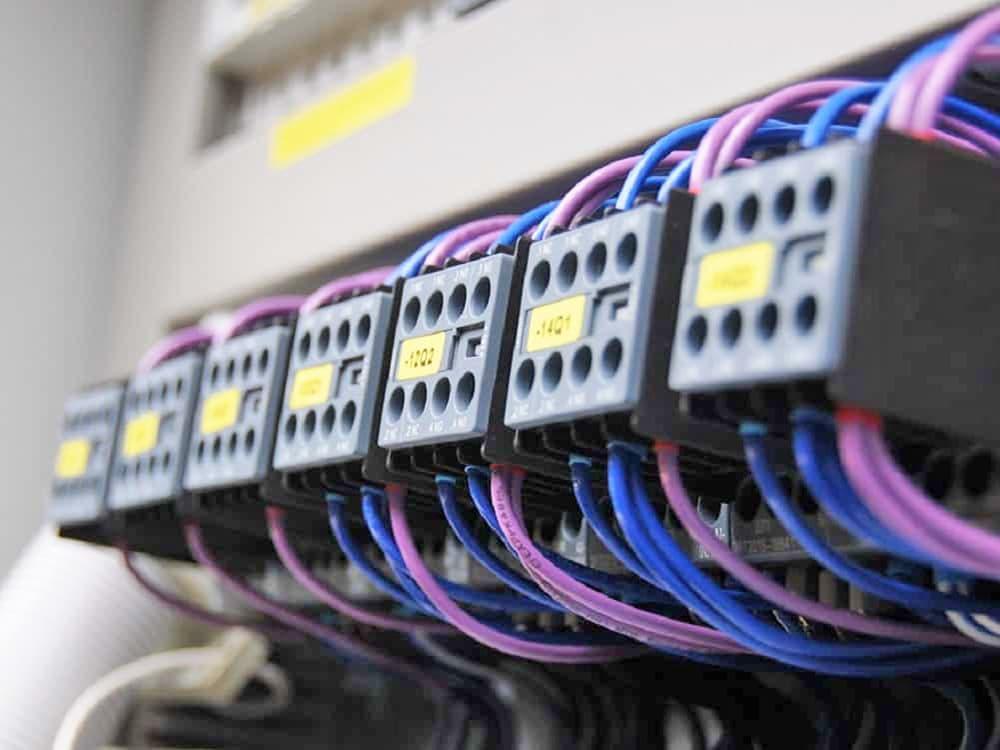 Schaltanlagen/Elektrokonstruktion | Beispiel 4