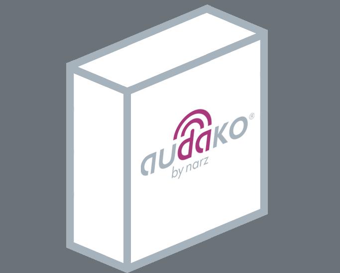 audako als Software-Lizenz