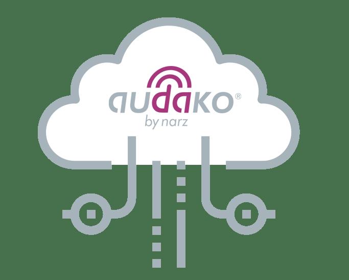 audako als Cloud-Lösung