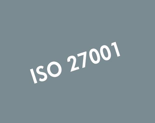 Betrieb und Betreuung mit ISMS nach ISO 27001