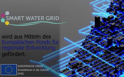 """Finanzielle Unterstützung der Europäischen Union und des EFRE: Narz systems startet in Partner-Kooperation das Pilotprojekt """"Smart Water Grid"""" für intelligente Wassernetze weltweit"""