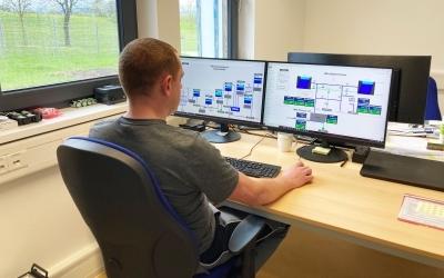Versorgung auf hohem Standard – narz systems aus Herbstein modernisiert Prozessleittechnik der Stadt Schotten